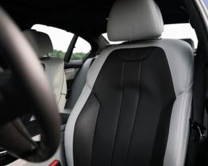 2018 BMW Alpina B5 Biturbo Seats View