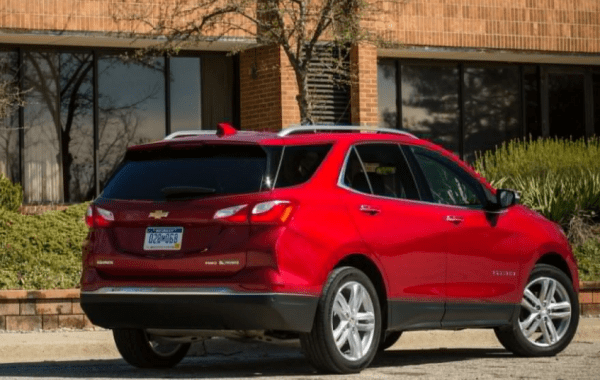 2018 Chevrolet Equinox rear review