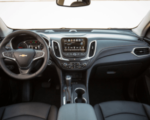 2018 Chevrolet Equinox Steering View