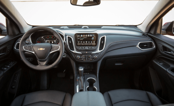 2018 Chevrolet Equinox steering review