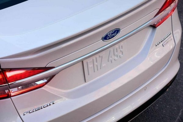 2018 Ford Fusion Rear Spoiler Review
