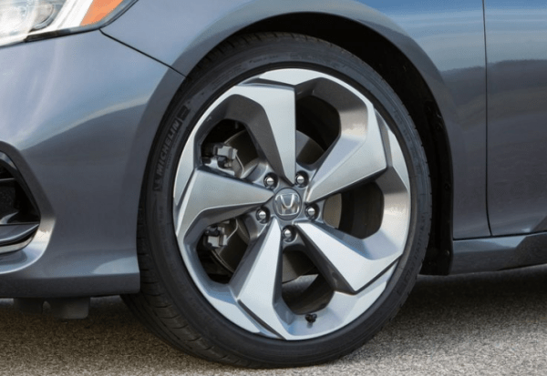 2018 Honda Accord wheels review