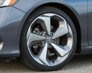 2018 Honda Accord Wheels
