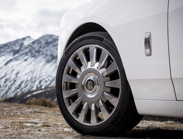 2018 Rolls Royce Phantom VIII Wheels