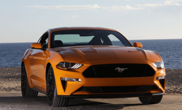 2018 Ford Mustang Front review