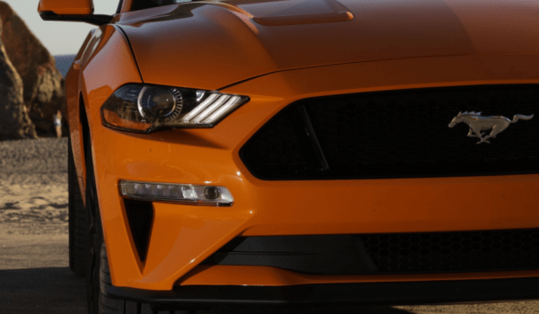 2018 Ford Mustang grille review