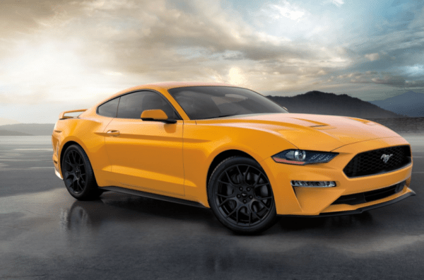 2018 Ford Mustang side review