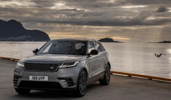 2018 Range Rover Velar front review