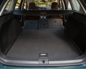 2018 Volkswagen Golf Alltrack Cargo Space View
