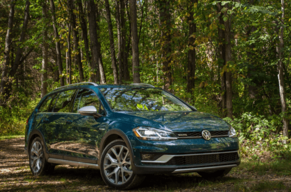 2018 Volkswagen Golf Alltrack review