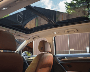 2018 Volkswagen Golf Alltrack Sunroof View