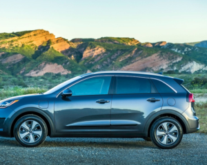 2018 Kia Niro Plug in Hybrid Side View