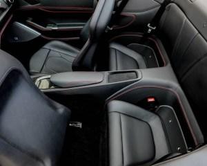 2018 Ferrari Portofino Seats View