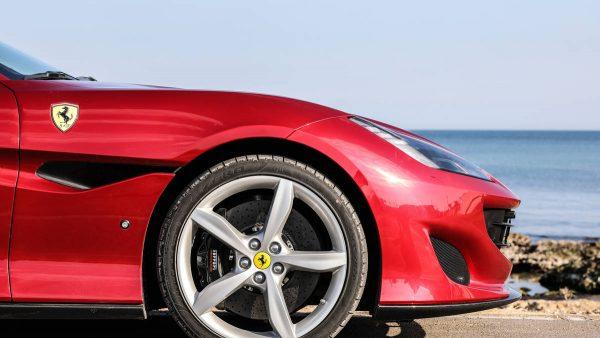 2018 Ferrari Portofino wheels review