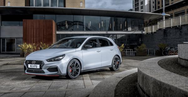 2018 Hyundai i30 N front review