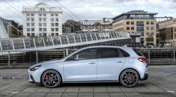 2018 Hyundai i30 N side review
