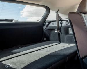 2018 Lexus RX350L Trunk View