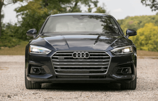 2018 Audi A5 grille review