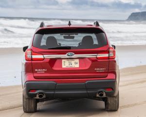 2019 Subaru Ascent Rear View