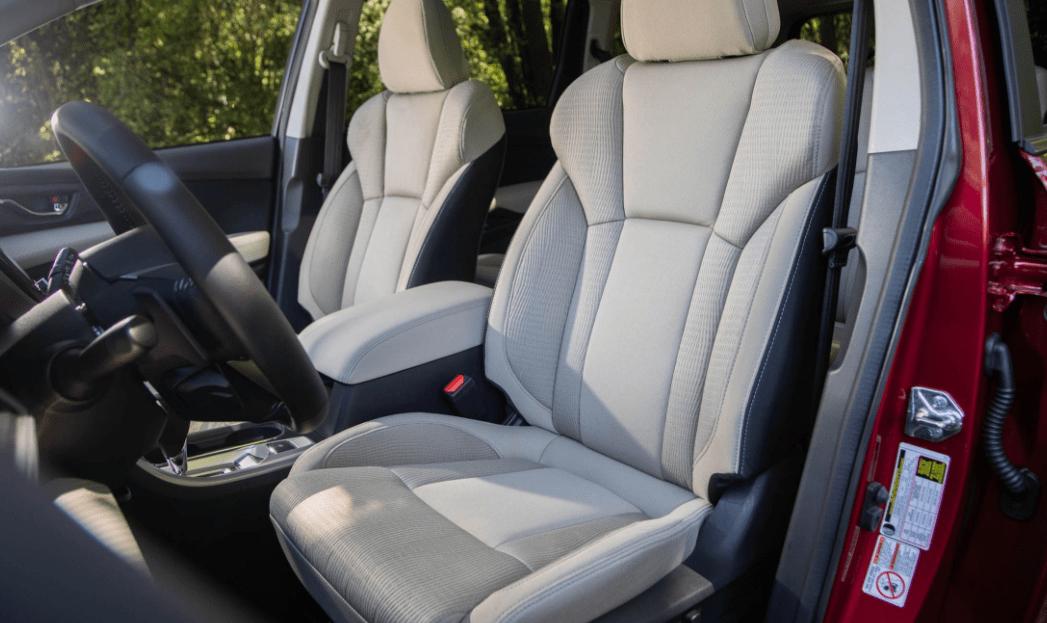 2019 Subaru Ascent Seat View
