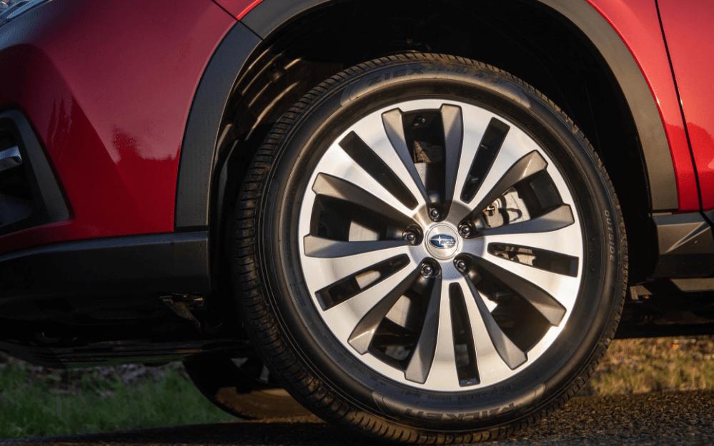 2019 Subaru Ascent Wheel View