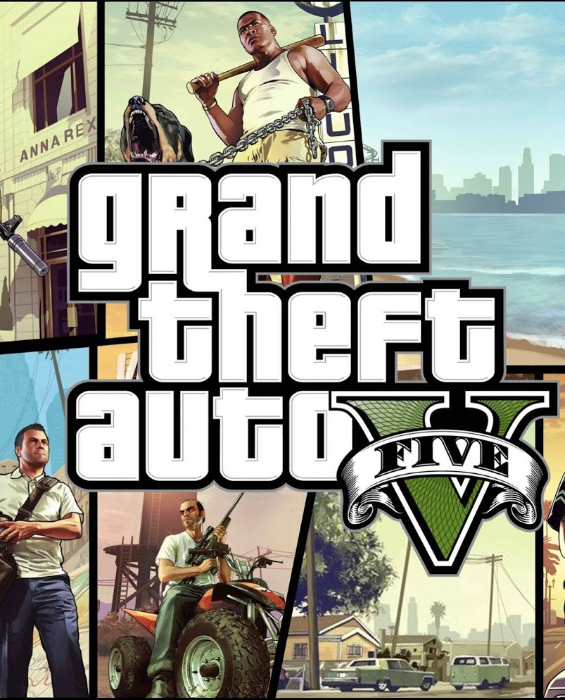 Download GTA 5 Setup for PC Highly Compressed