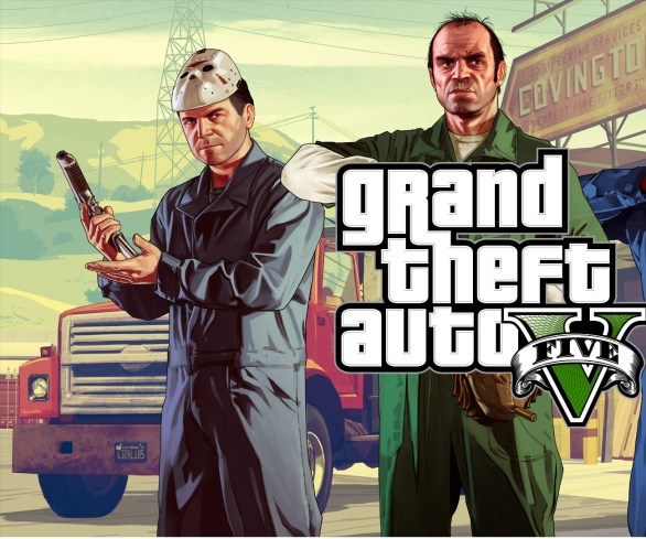Ocean of Games GTA V