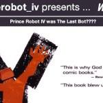 Y the Last Bot: A SAGA Y the Last Man Crossover
