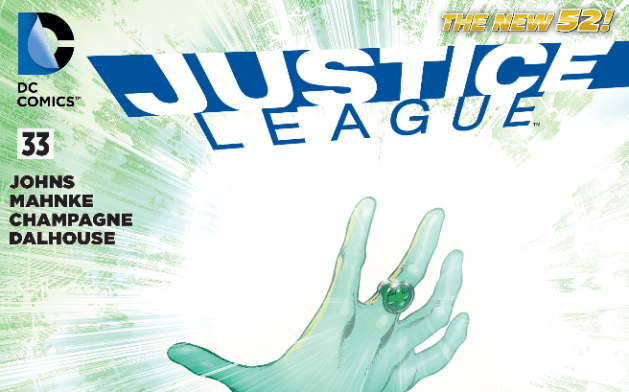 Justice League Issue 33 Review