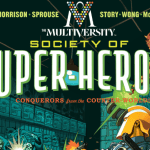 Multiversity The Society of Super-Heroes: Conquerors of the Counter World Issue 1 Review