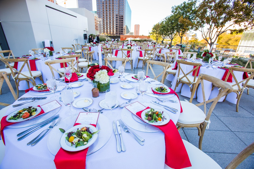 Featured Event Venue: The Hall Terrace