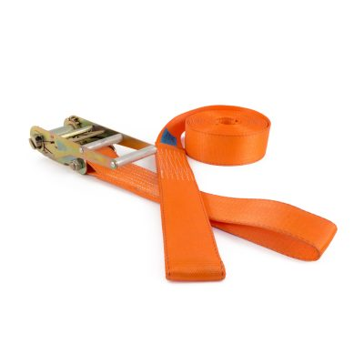 RL75L - 75mm 10000kgs Ratchet Straps with Loops
