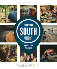 2017 Travel South USA Tour Planner Cover (Cropped)