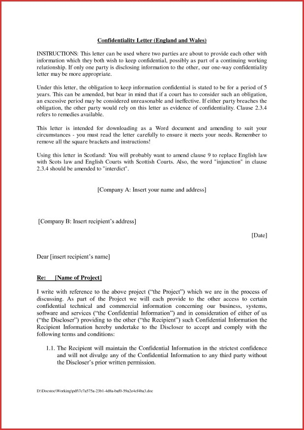Sample Letter Of Payment Agreement Between Two Parties Visorgede