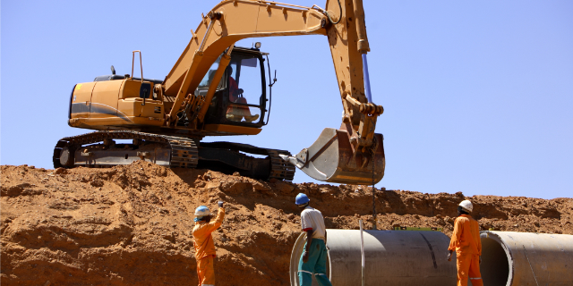 Underground Utilities Excavating
