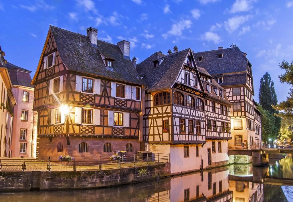 Strasbourg, son marché de Noël, ses maisons à colombages et... ses blogueurs !