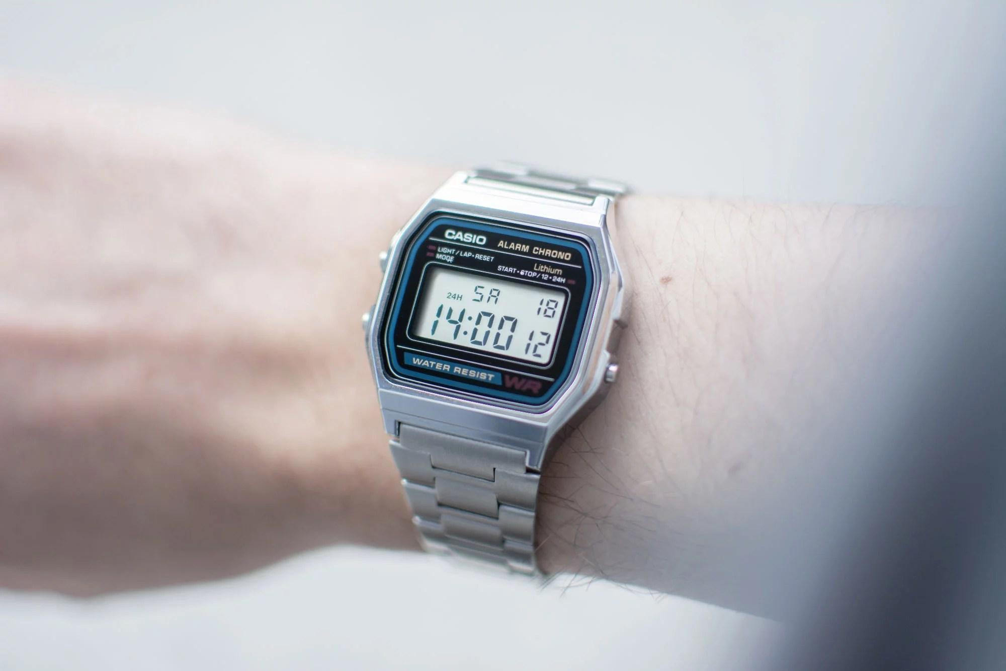 754661dbe922bd ⌚️Montre Casio argent : le vintage peut-il revenir à votre poignet ?
