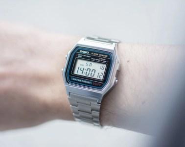 casio-A158W-montre-avis