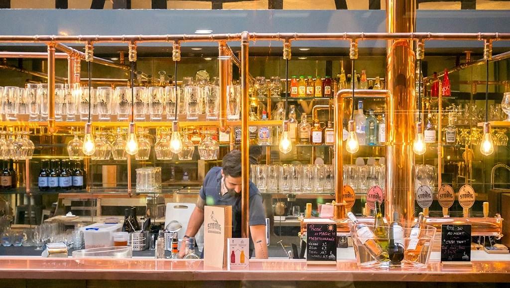 Brasserie Michel Debus Schiltigheim bière artisanale Storig