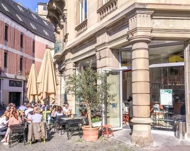 Tzatzi restaurant à Strasbourg
