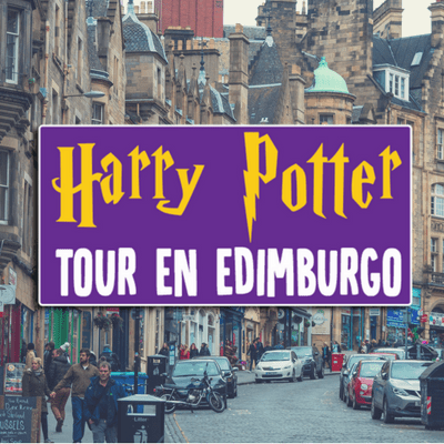 La ruta de Harry Potter en Edimburgo