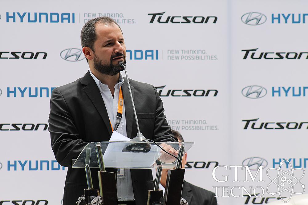 Hyundai Tucson 2016 en Guatemala, presentación presentada por Tecun Automotores