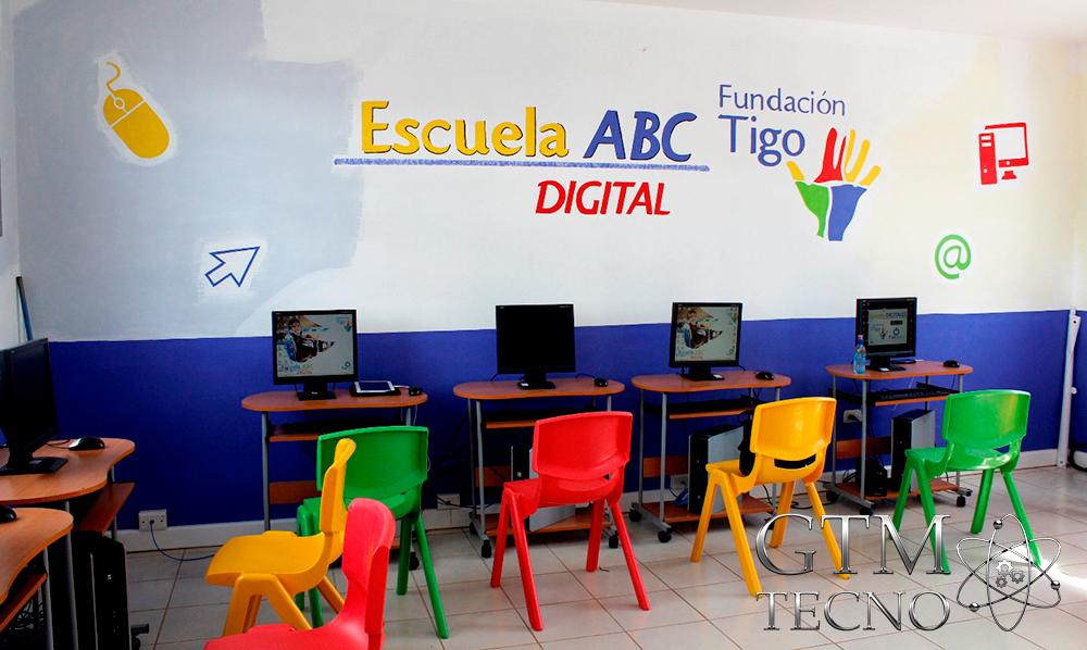 Escuela-ABC-Digital_Popun-Peten_Guatemala_CentroComputos_FundacionTigo