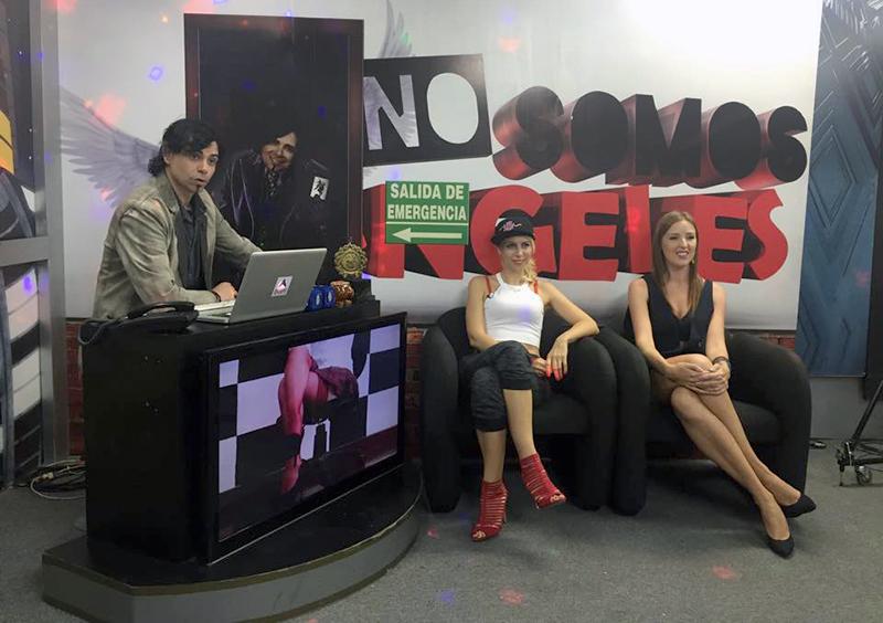 No-somos-Angeles_Programa-TV_Ariel-Amaya