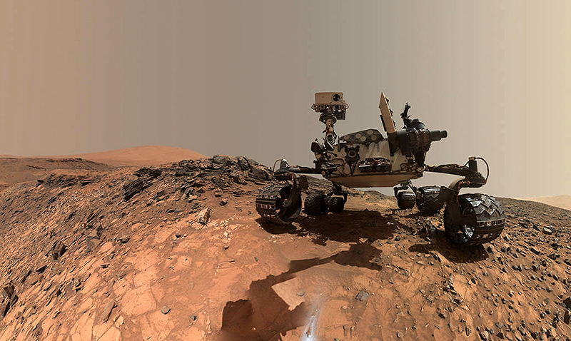 Robot-Curiosity-que-opera-en-Marte_