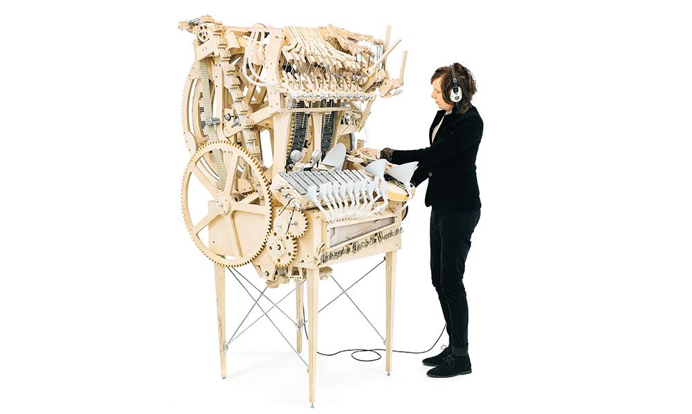 Maquina Orquesta: Wintergatan_Marble_Machine