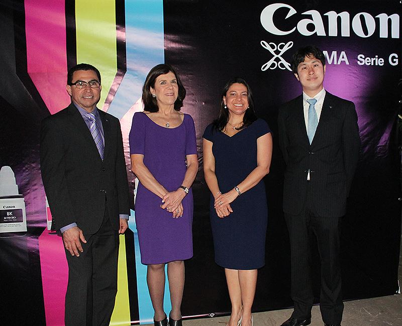 Impresoras Canon Pixma Serie G a Guatemala