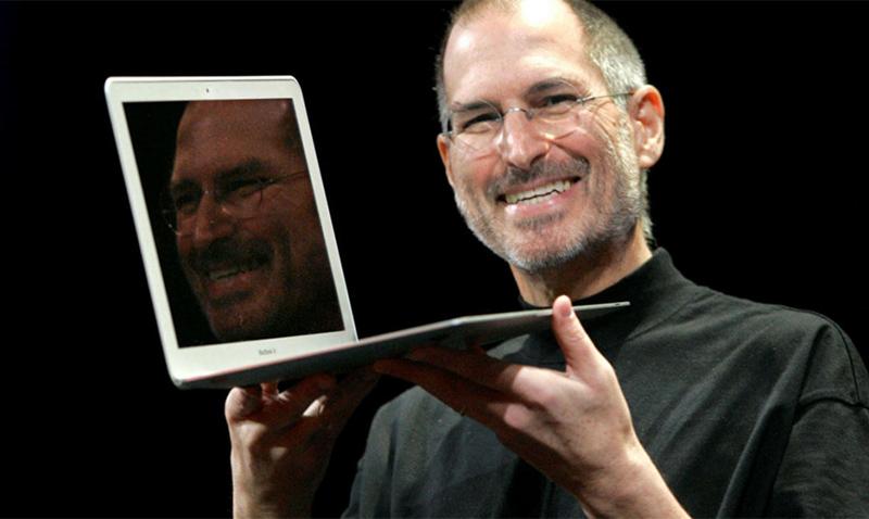 Apple, 40 años de la manzana mordida