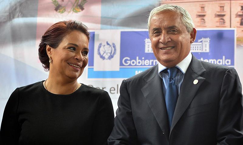 Otto-Perez-Roxana-Baldetti