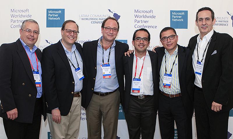 Microsoft reconoce al Grupo Sega en la WPC 2016